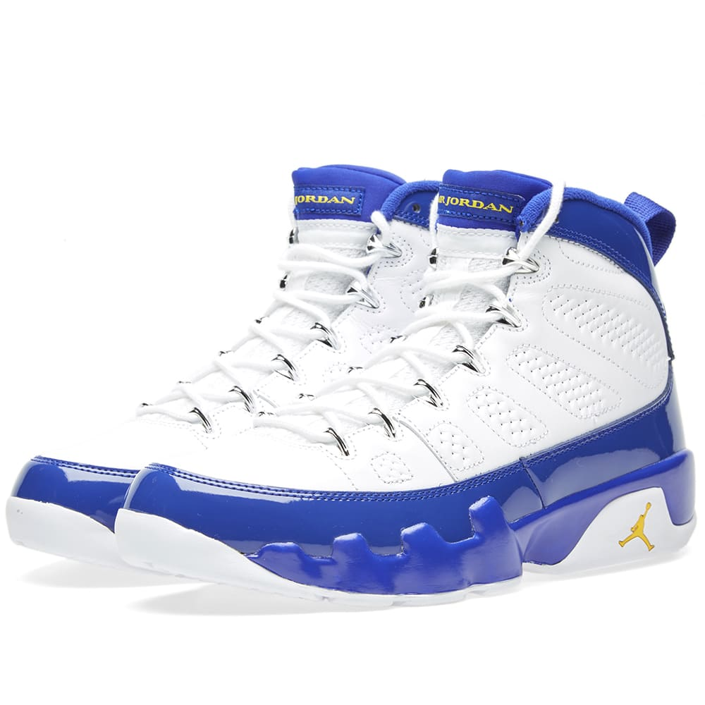 another chance e5e23 e2119 Nike Air Jordan 9 Retro 'Tour Yellow'