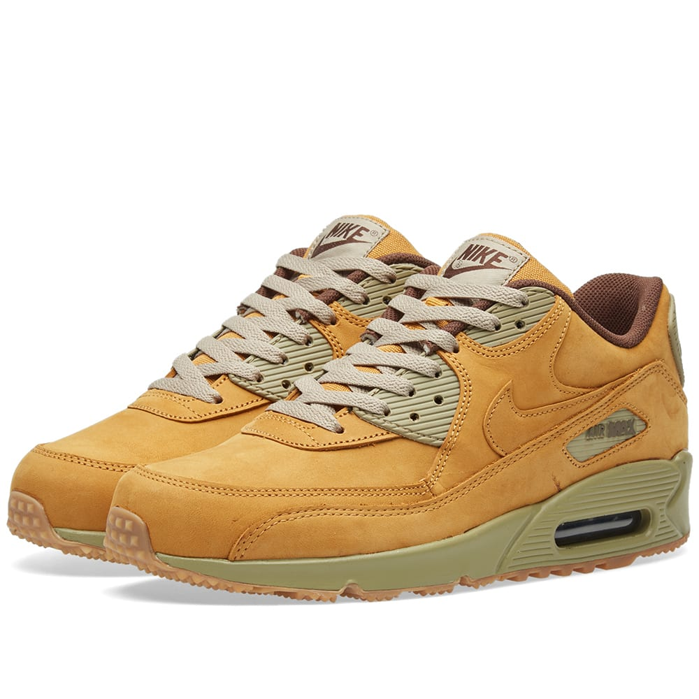 new styles 8abb3 7ae6d Nike Air Max 90 Winter Premium Bronze   Baroque Brown   END.