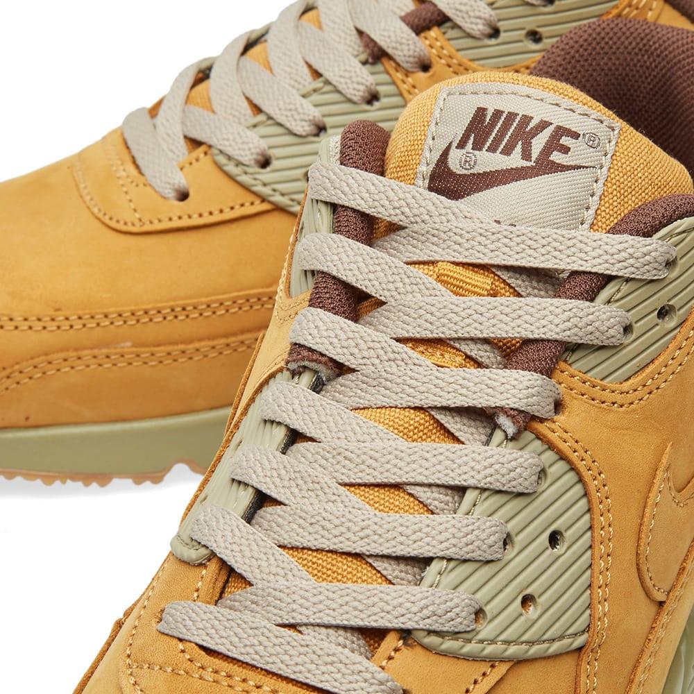 new styles 0ee7c 0af06 Nike Air Max 90 Winter Premium Bronze   Baroque Brown   END.