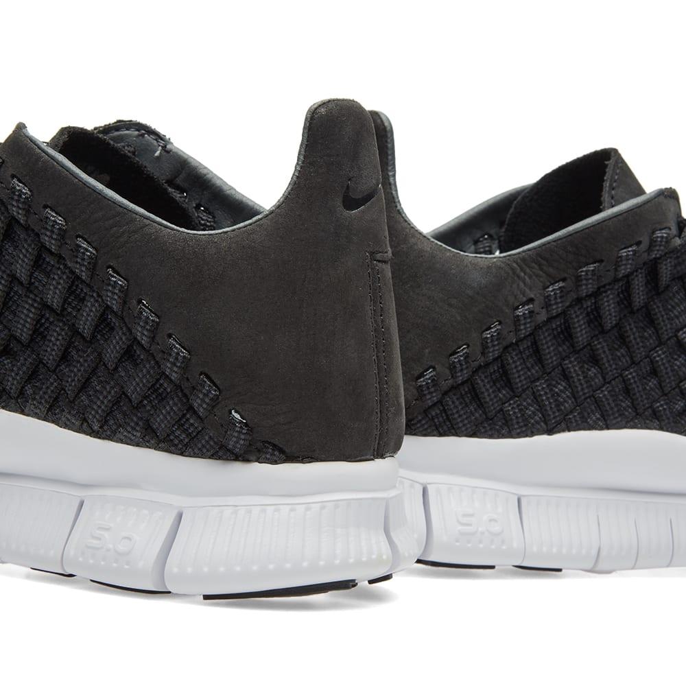 brand new 01be1 affdc Nike Free Inneva Woven Black   Summit White   END.