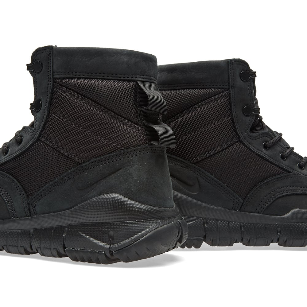 """Nike SFB Special Field Boot 6"""" NSW Leather Men Size 13 Black 862507 001 Hiking"""