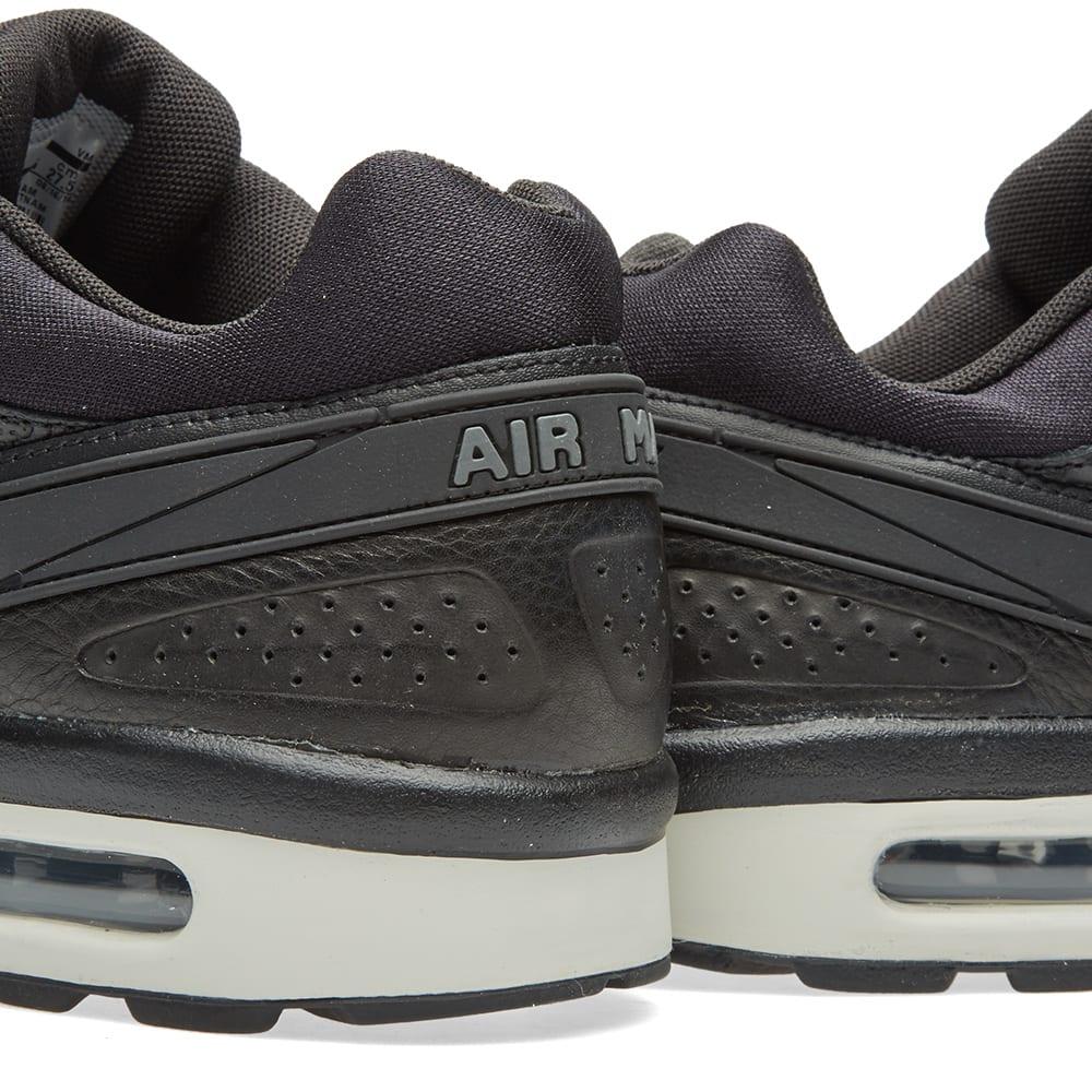 9ef3b9bdf04 Nike W Air Max BW Premium Black & Dark Grey | END.