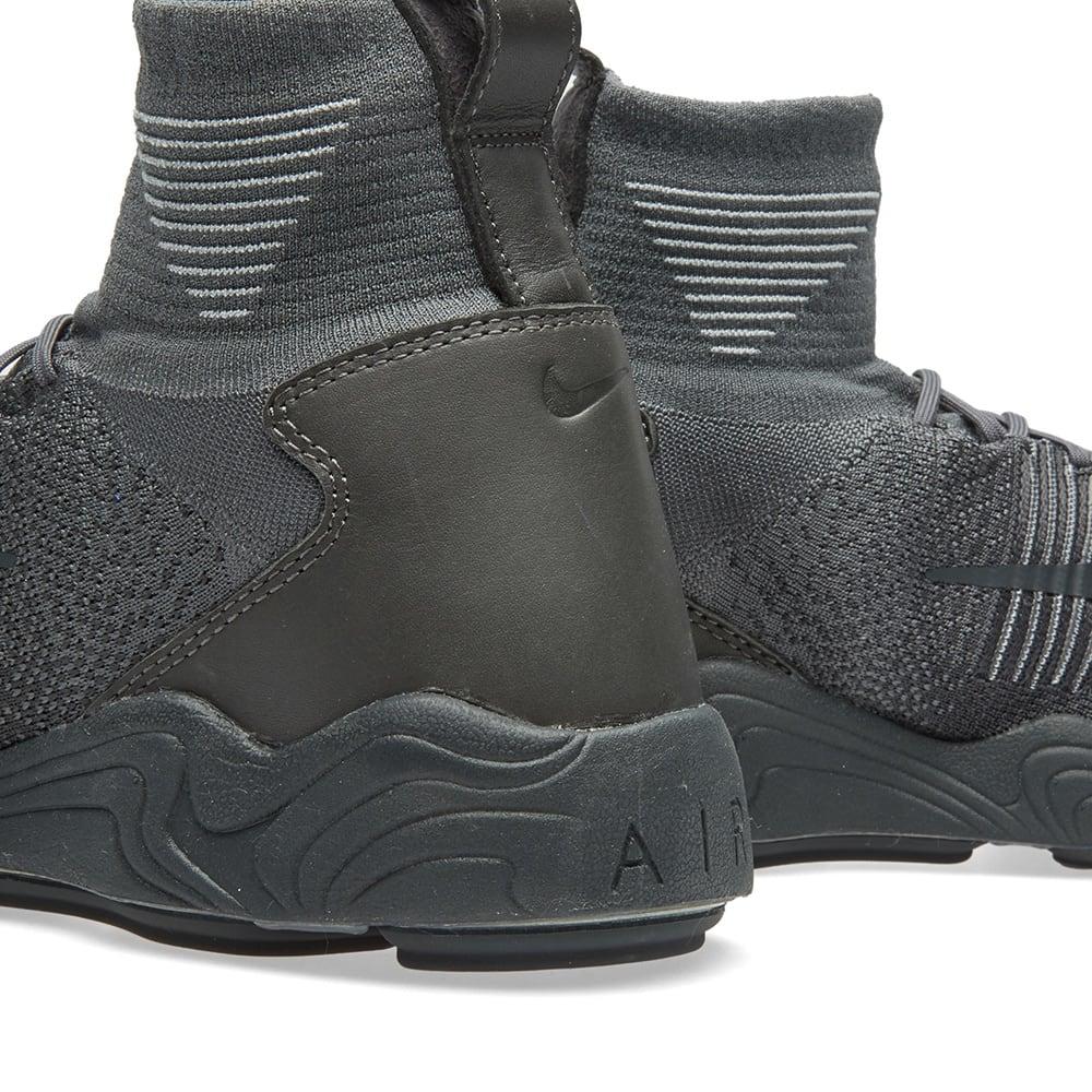 194320512bb4b Nike Zoom Mercurial Flyknit Dark Grey   Anthracite