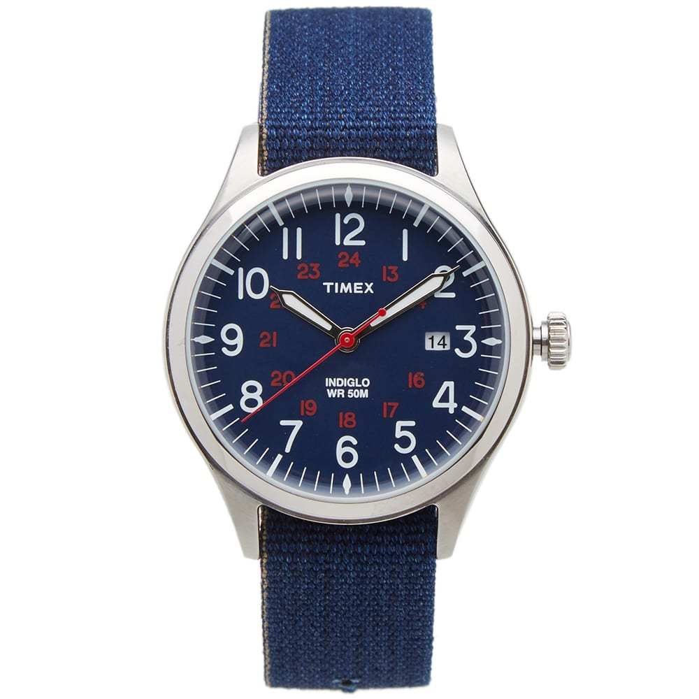 TIMEX ARCHIVE Timex Archive Waterbury United Watch in Blue