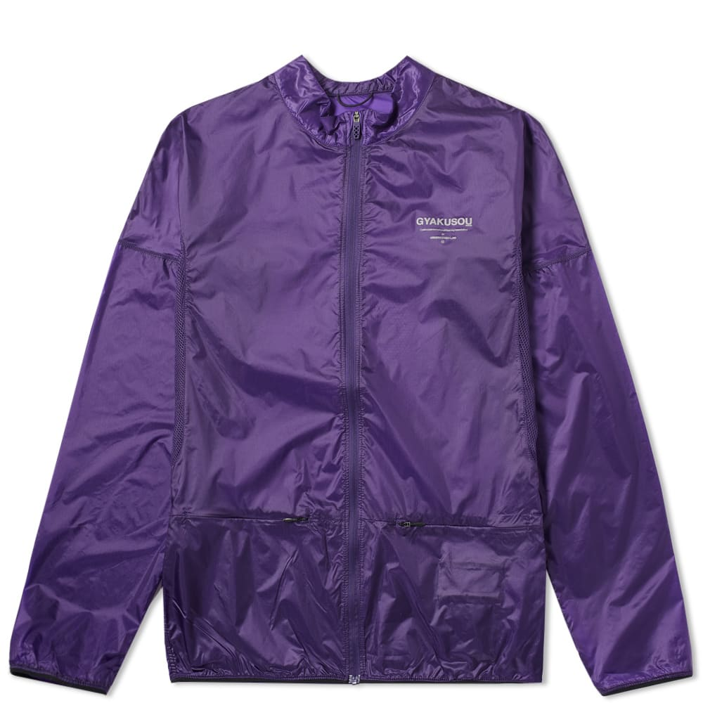 Nike X Undercover Gyakusou Packable Jacket W, Blue