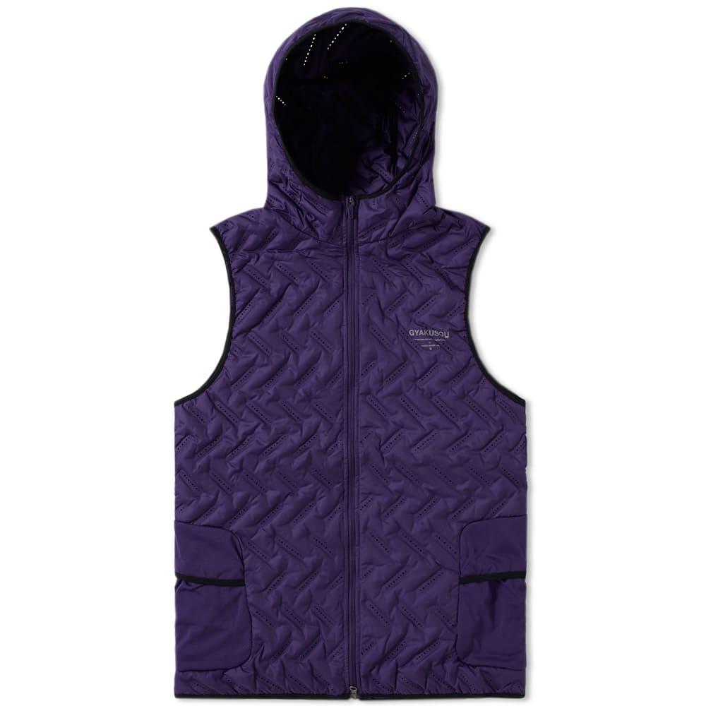 09ea86a9be054 Nike x Undercover Gyakusou Vest Ink   Black