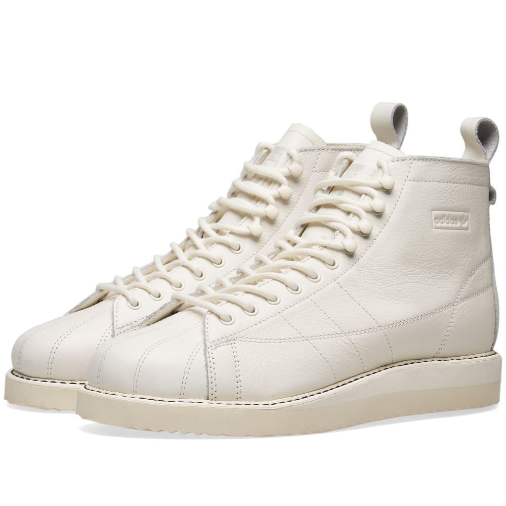 Adidas Superstar Boot W Cloud White