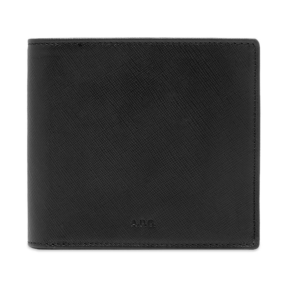 A.P.C. London Billfold Wallet PXBJQ-H63340-LZZ