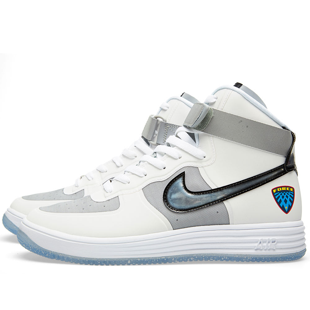 new product 4d4ae cdf04 Nike Lunar Force 1 Hi Wow QS