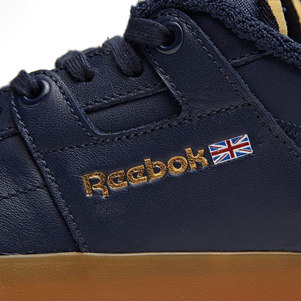 ef57397c4d3 Reebok x Palace Workout Low Clean FVS Collegiate Navy   White