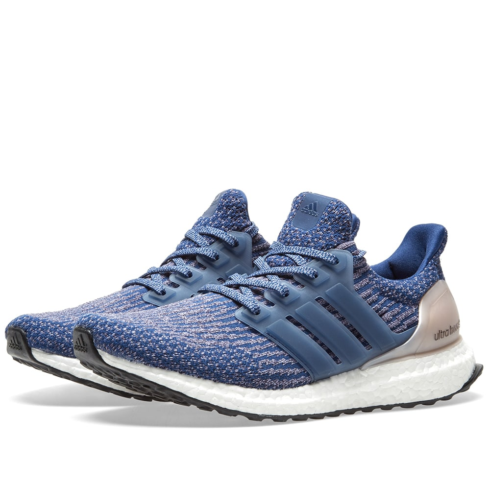 4836ab18d540d Adidas Ultra Boost 3.0 W Mystery Blue   Vapour Grey