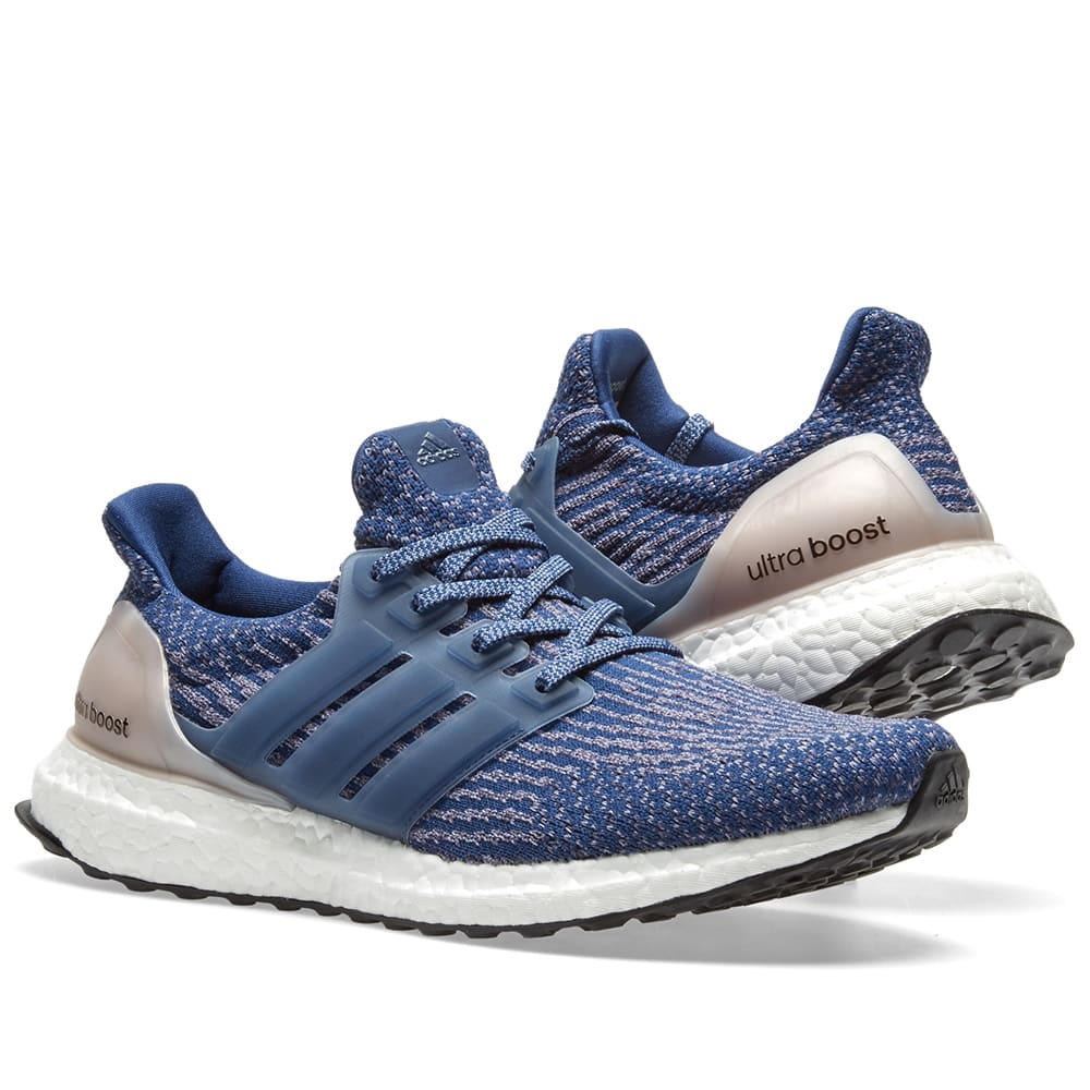 a1be70b3ff2e6 Adidas Ultra Boost 3.0 W Mystery Blue   Vapour Grey