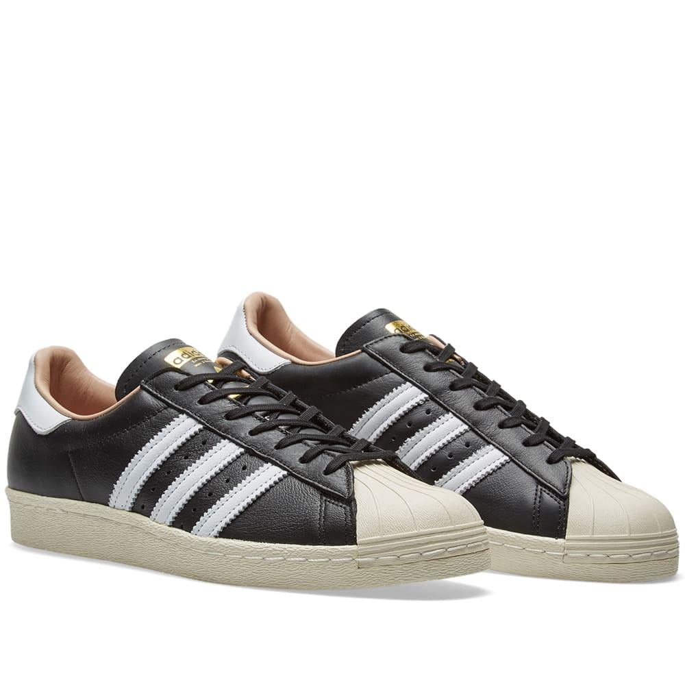 size 40 1a78e 9ffdf Adidas Women's Superstar 80s W