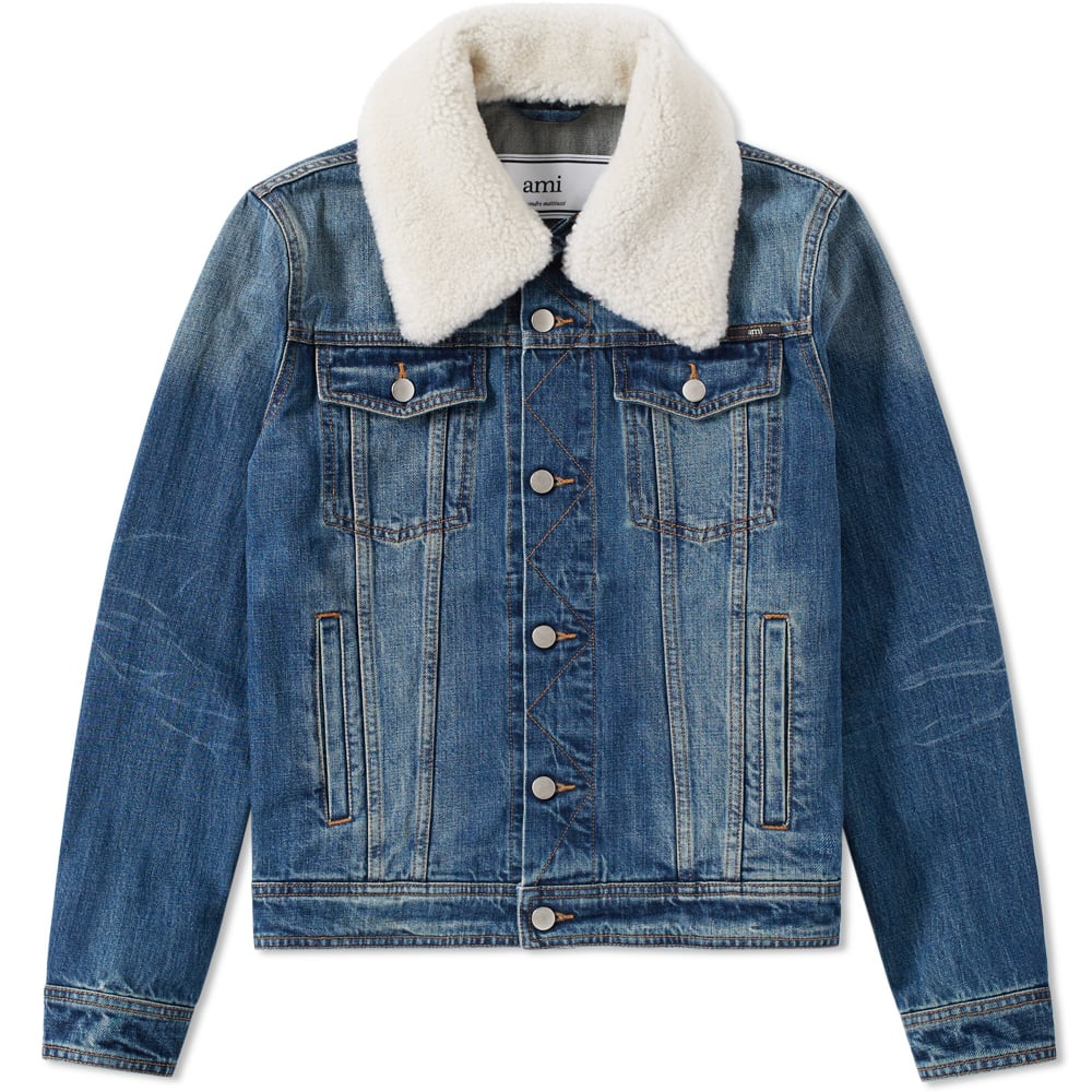 Find wool denim jacket at ShopStyle. Shop the latest collection of wool denim jacket from the most popular stores - all in one place.
