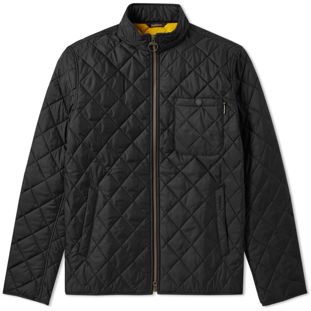 Barbour International Axle Quilted Jacket