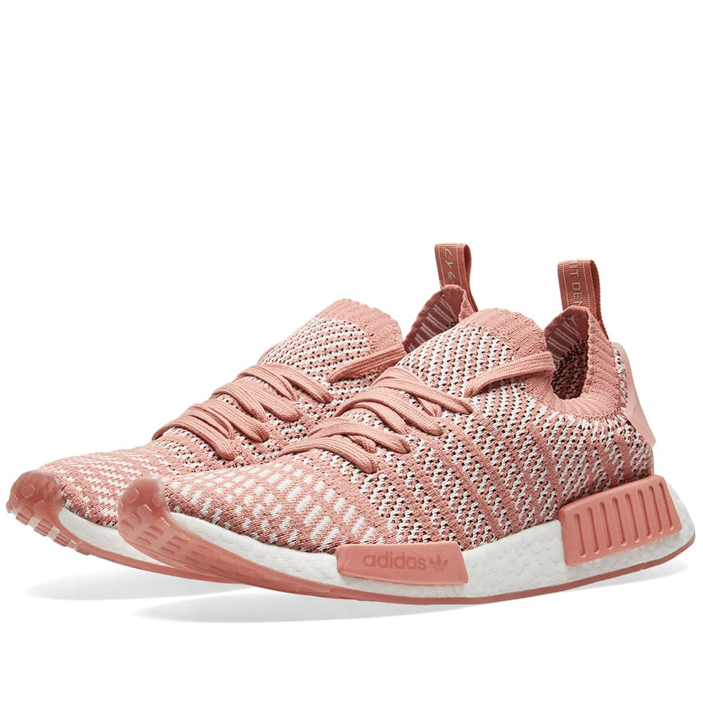 promo code a7538 0c3ea Adidas NMD R1 STLT PK W Ash Pink, Orchid   White   END.