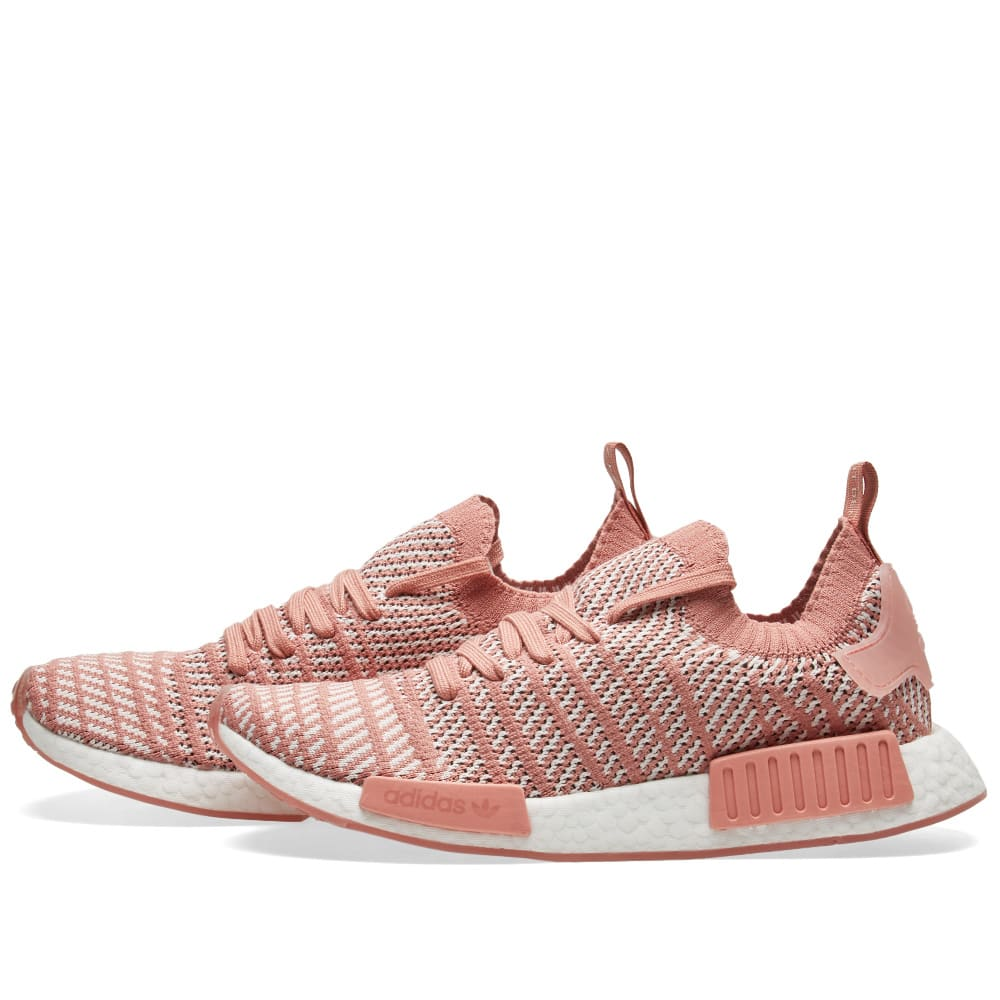 d956ae749d1e3 Adidas NMD R1 STLT PK W Ash Pink