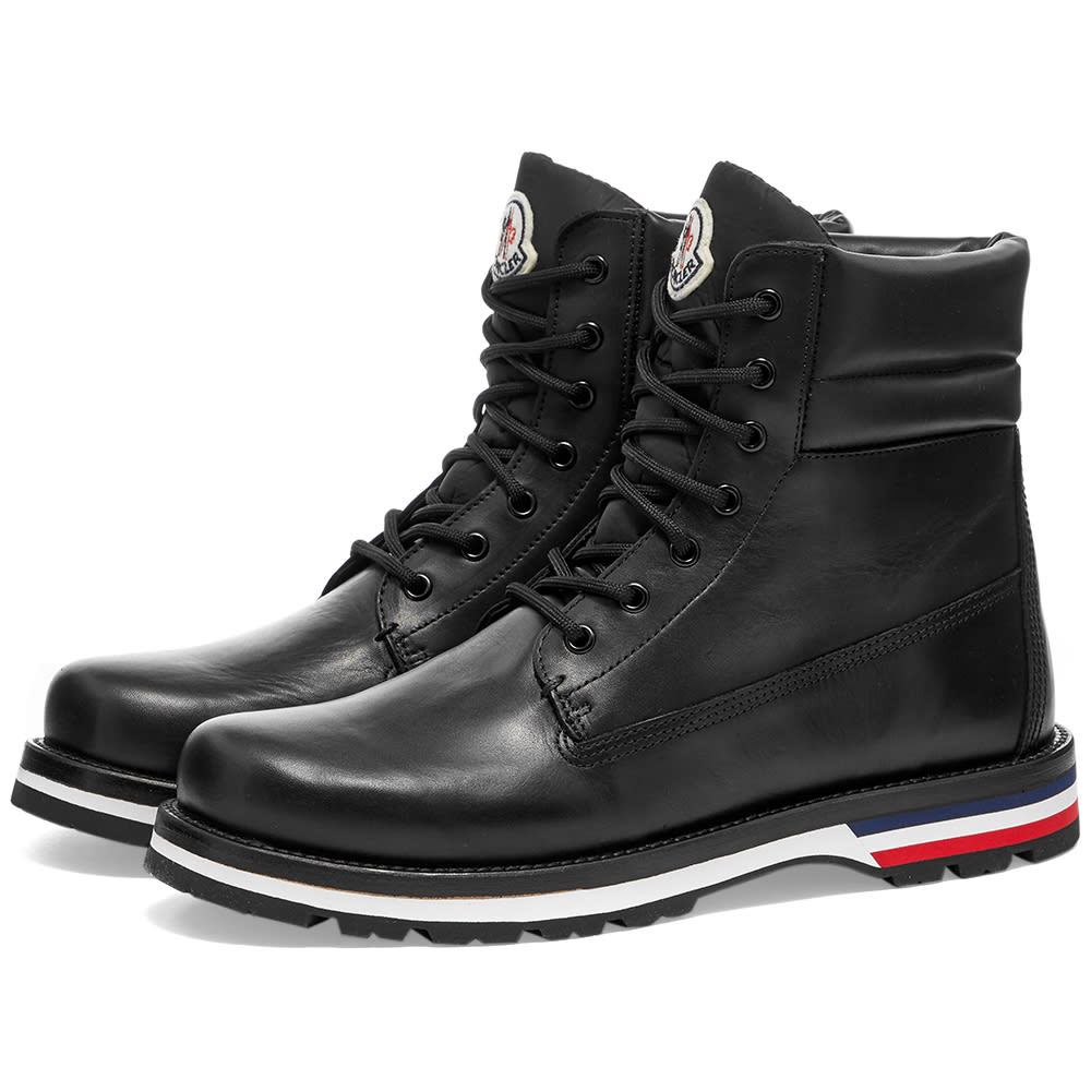 Moncler Moncler Vancouver Leather Hiking Boot