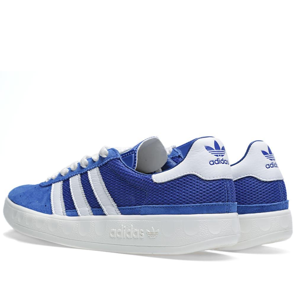 Adidas Munchen Trainers Royal BlueWhite