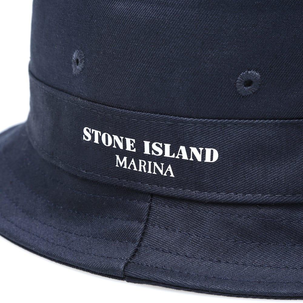 9250e8a8738 Stone Island Marina Bucket Hat Navy