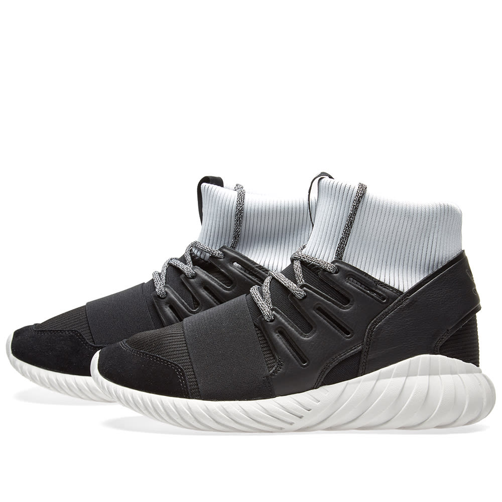 "adidas Originals Tubular Doom Primeknit ""Heathered Grey Design"