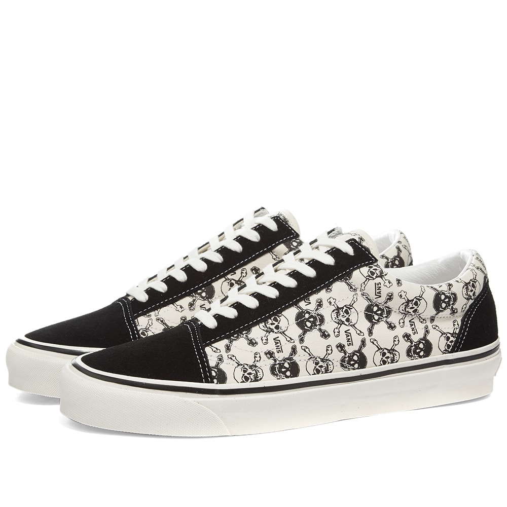 vans old skool black and white cheap