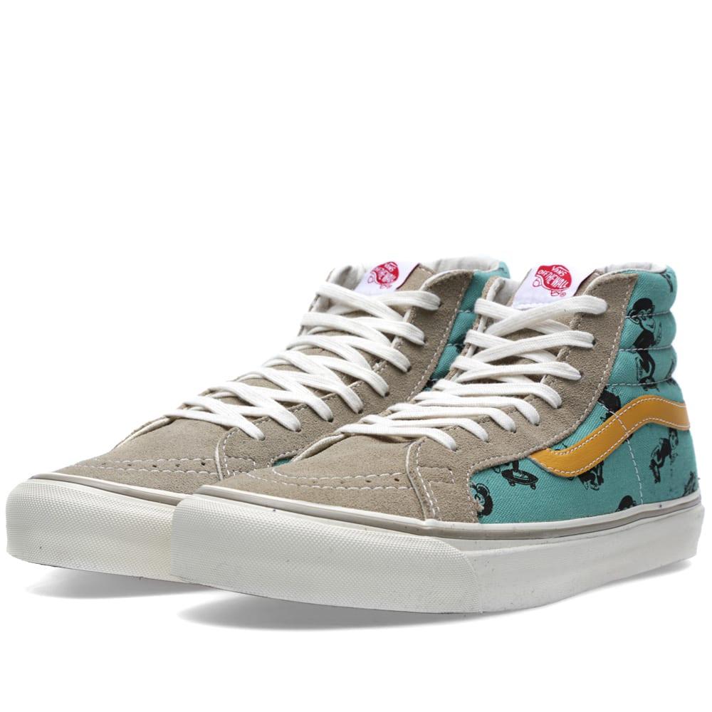 Vans Sk8 Hi Sneaker 2014