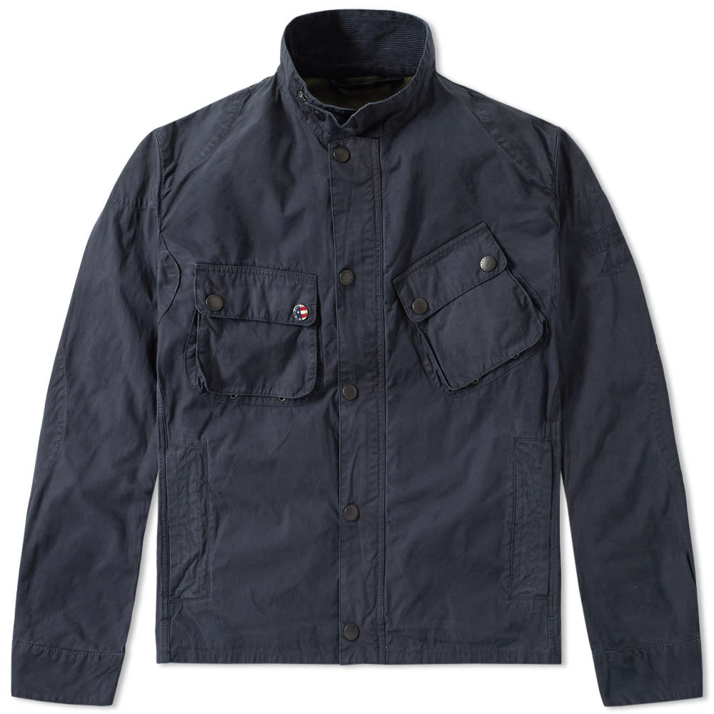 Barbour Steve McQueen Washed 9665 Jacket