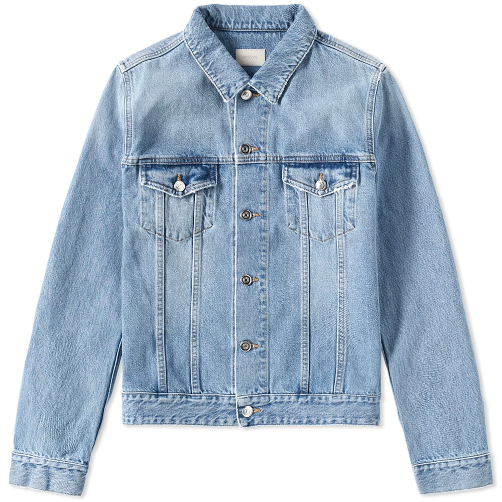 HARMONY DIMITRI DENIM JACKET