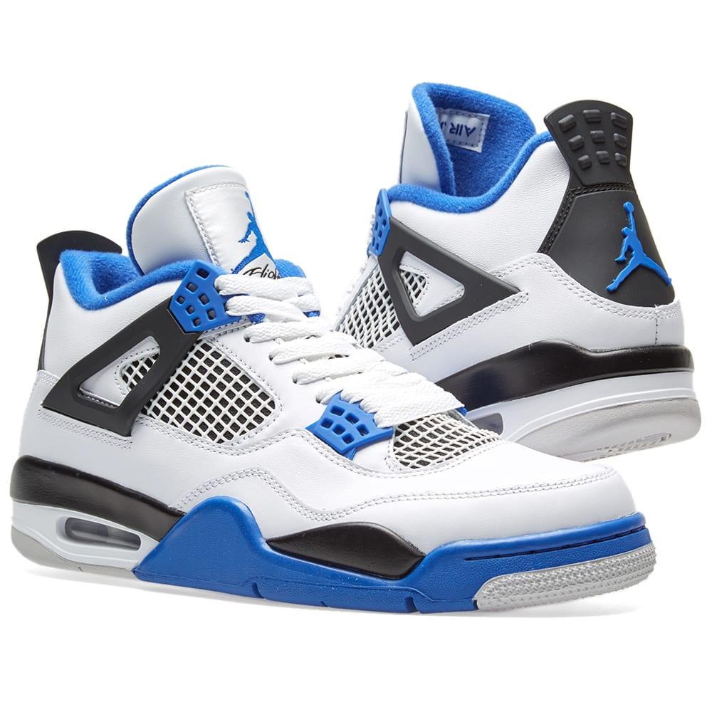 online store 03c2d 64b42 Nike Air Jordan 4 Retro  Motorsport