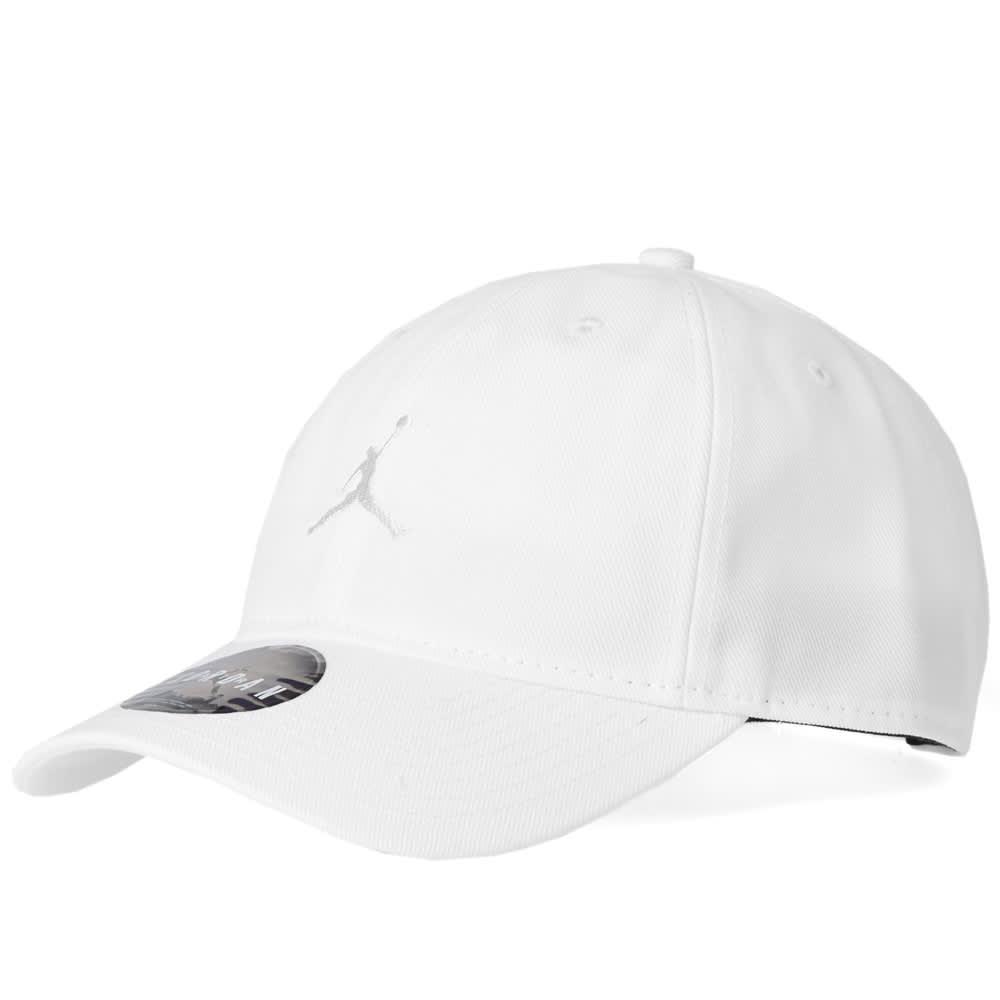 fa5bf5fe7899f9 Nike Jordan Jumpman Cap White