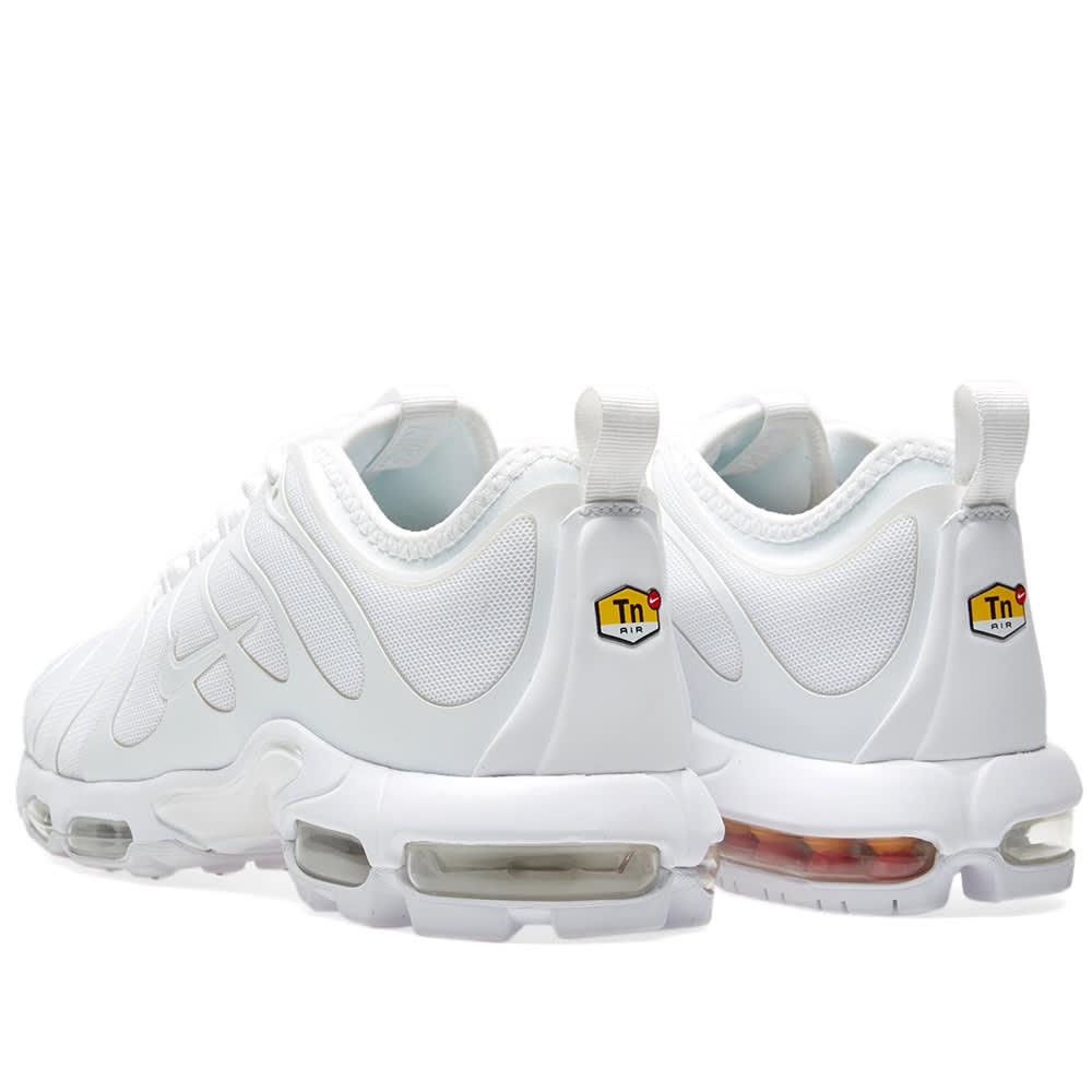 half off 9c794 e542a Nike W Air Max Plus TN Ultra. White   Black