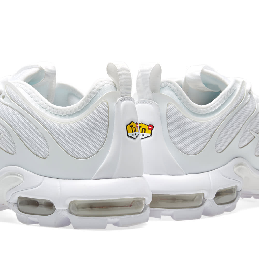 new products 4f739 7573d Nike W Air Max Plus TN Ultra White   Black   END.
