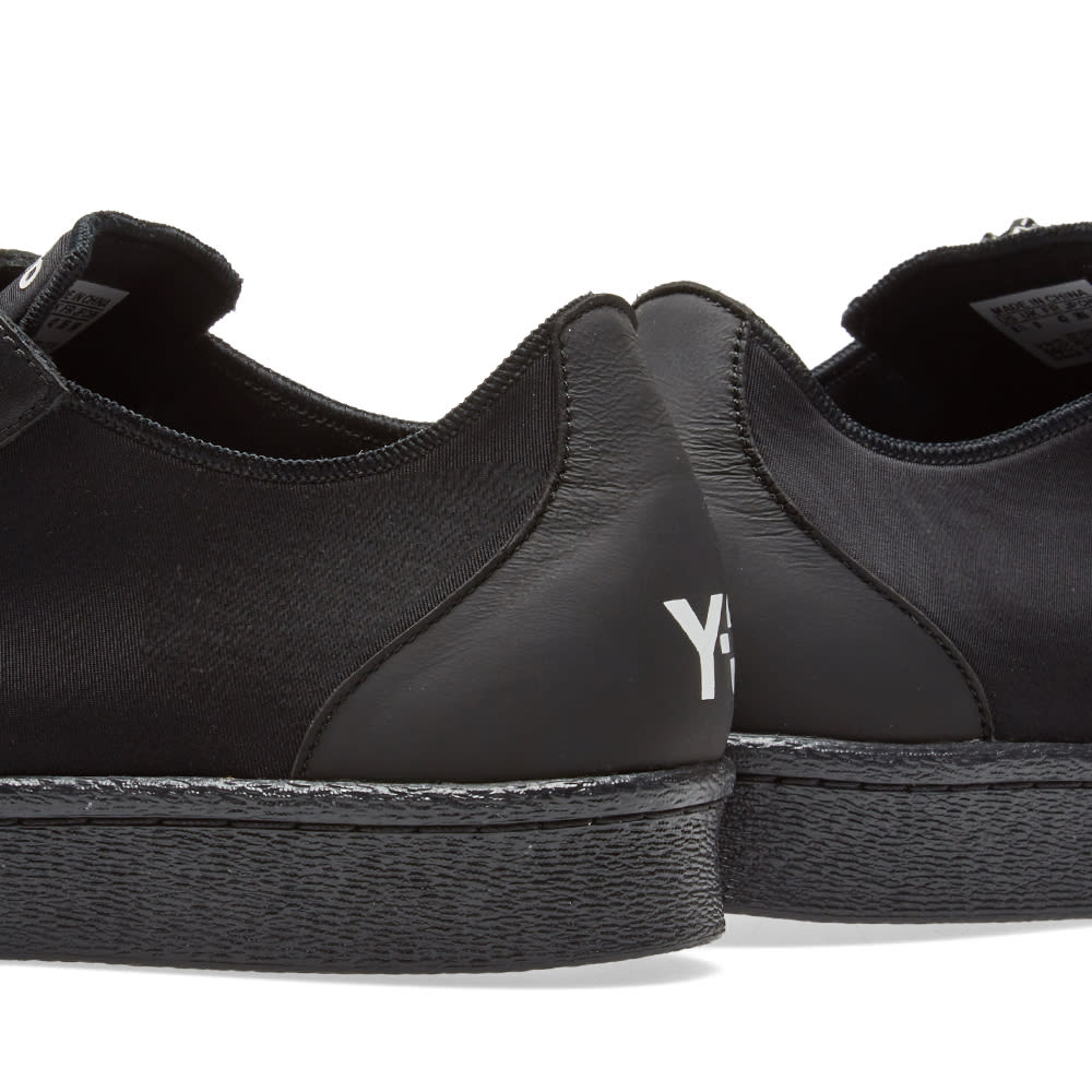 Y 3 ADIDAS YOHJI Yamamoto Schuhe Super Zip Weiß Top