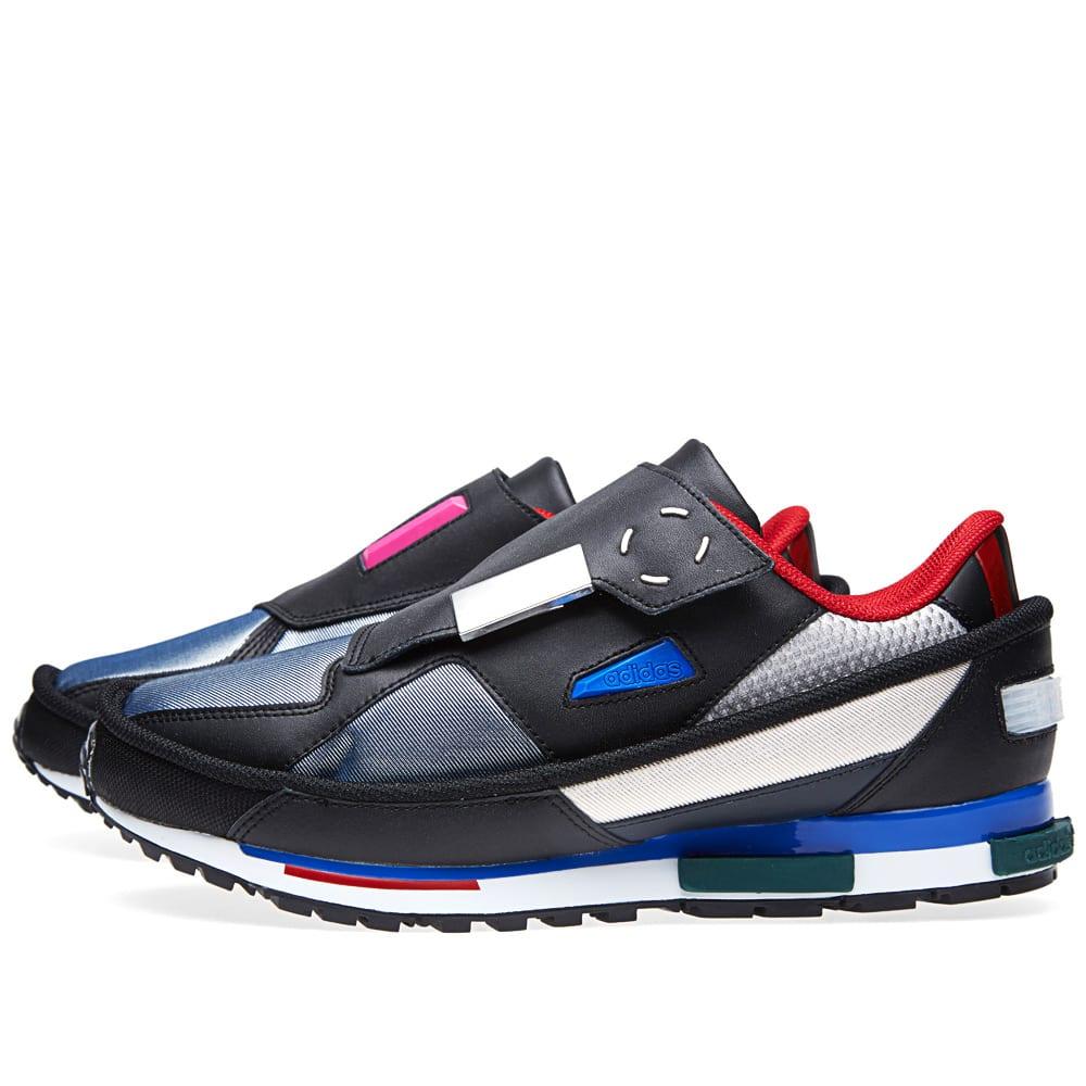 Adidas x Raf Simons Rising Star 2 Black