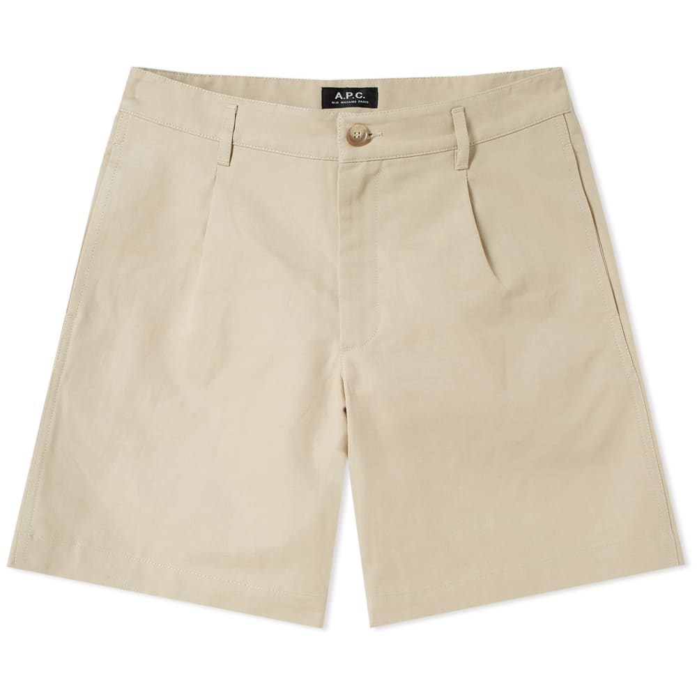 Short Chino - Nu & Tons Neutres Apc 4M3aM