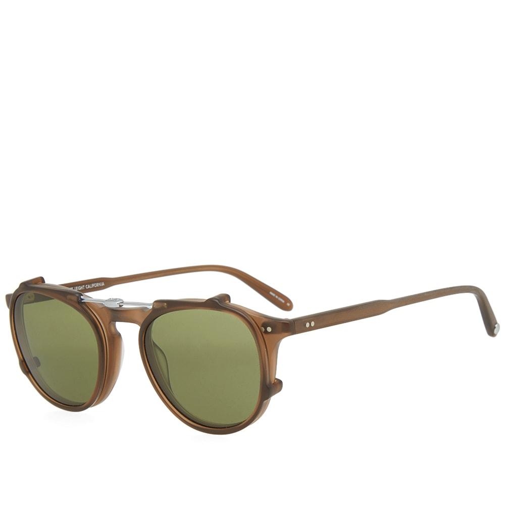 Garrett Clip Sunglasses Hampton Leight Leight Garrett Hampton BrdoCex