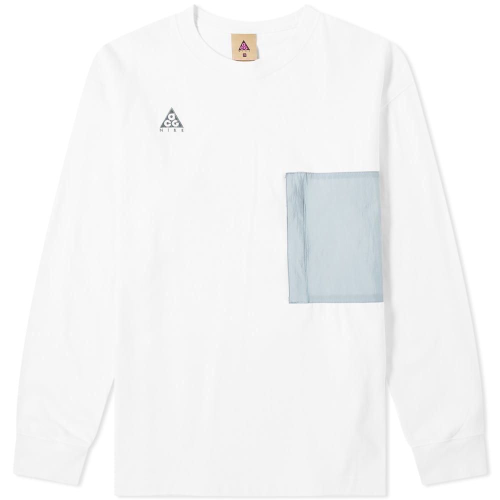 sale uk new list biggest discount Nike ACG Long Sleeve Pocket Tee