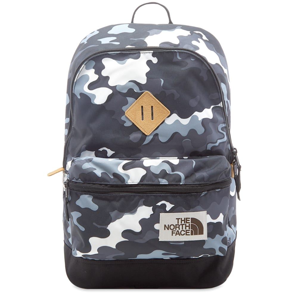 06d1ddc11 The North Face Psychedelic Camo Berkeley Backpack