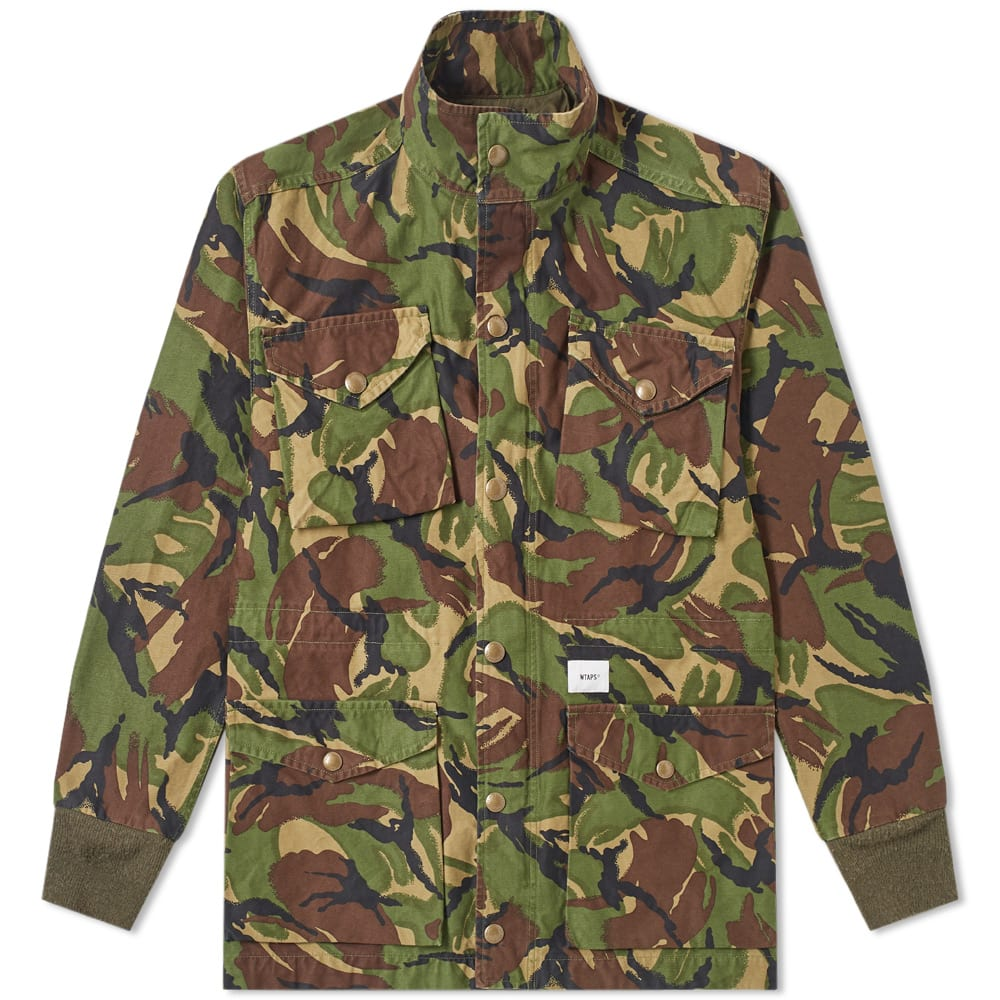 Wtaps Pagoda 2 Jacket by Wtaps