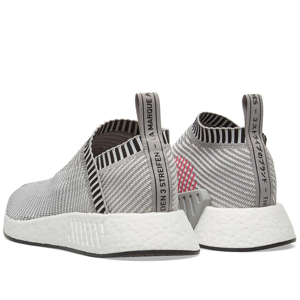 76b78fcec Adidas NMD CS2 PK Dark Solid Grey   White
