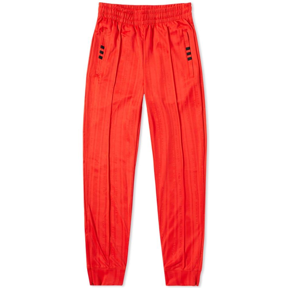 adidas Originals Women's Track Pant in Bold Orange