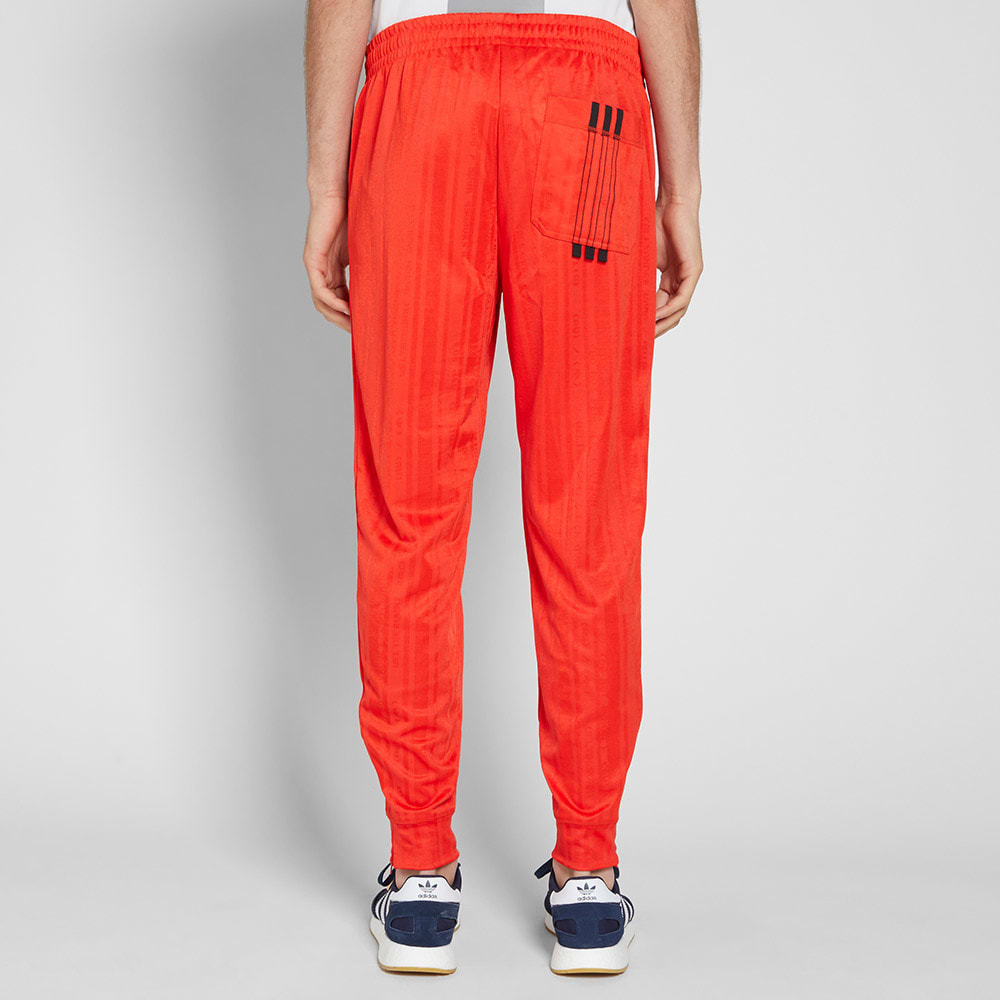 4e83595296f Adidas Originals by Alexander Wang Track Pant Core Red   Black