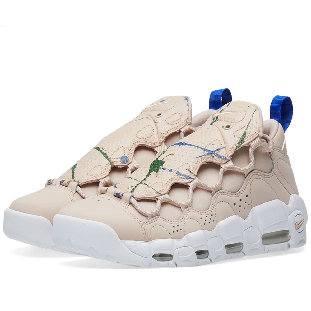 Nike Air More Money W Particle Beige