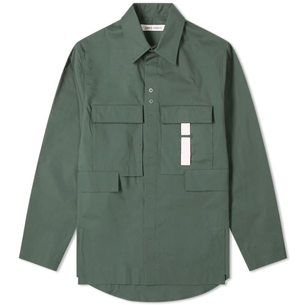 CRAIG GREEN Ripstop Shirt