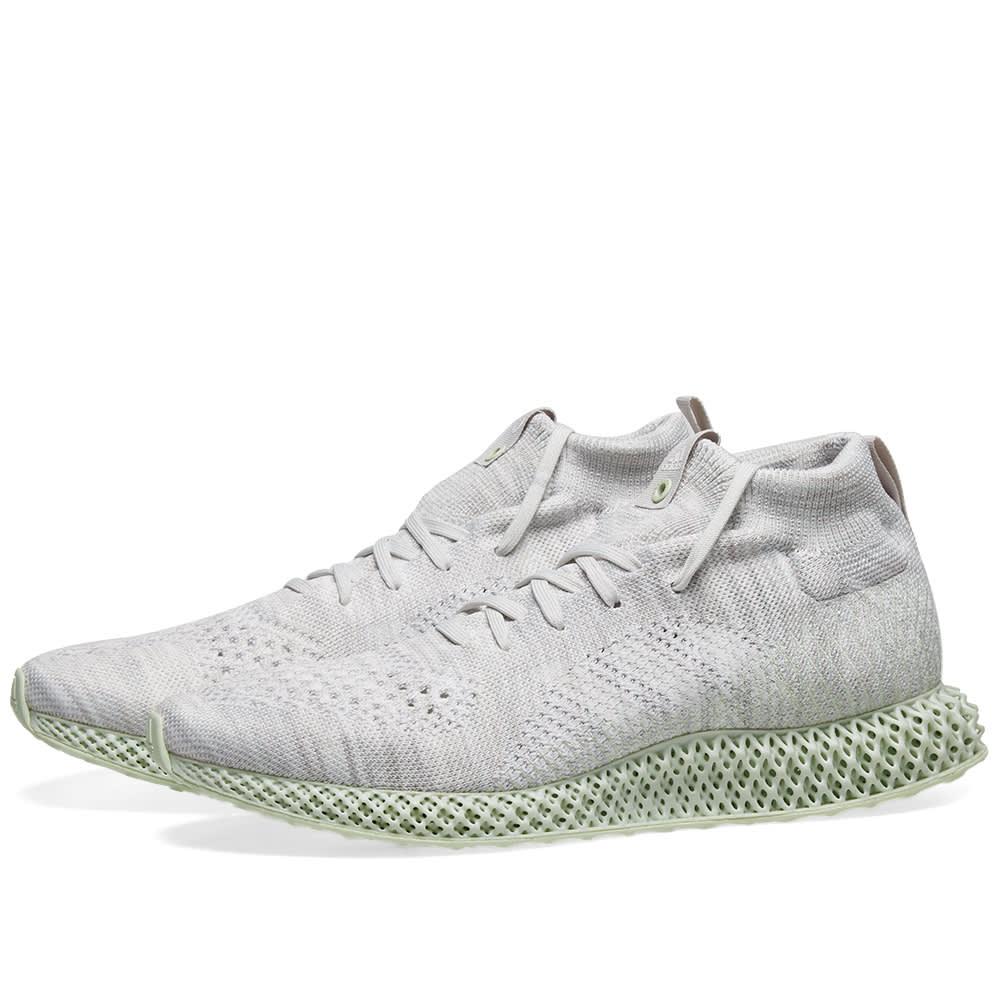 Adidas Consortium Runner Mid 4D White