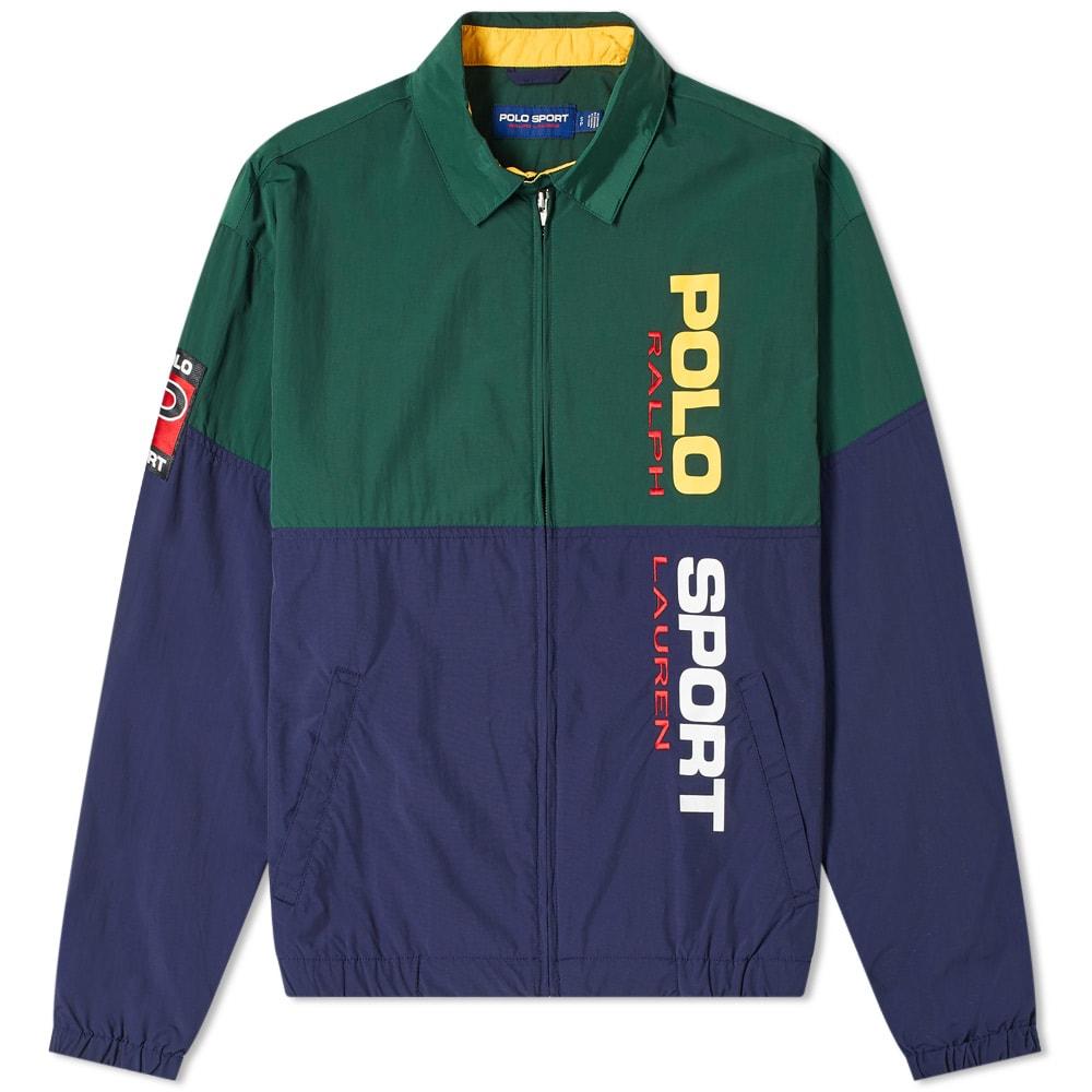 best authentic 0b823 a03ed Polo Ralph Lauren Polo Sport Zip Track Jacket