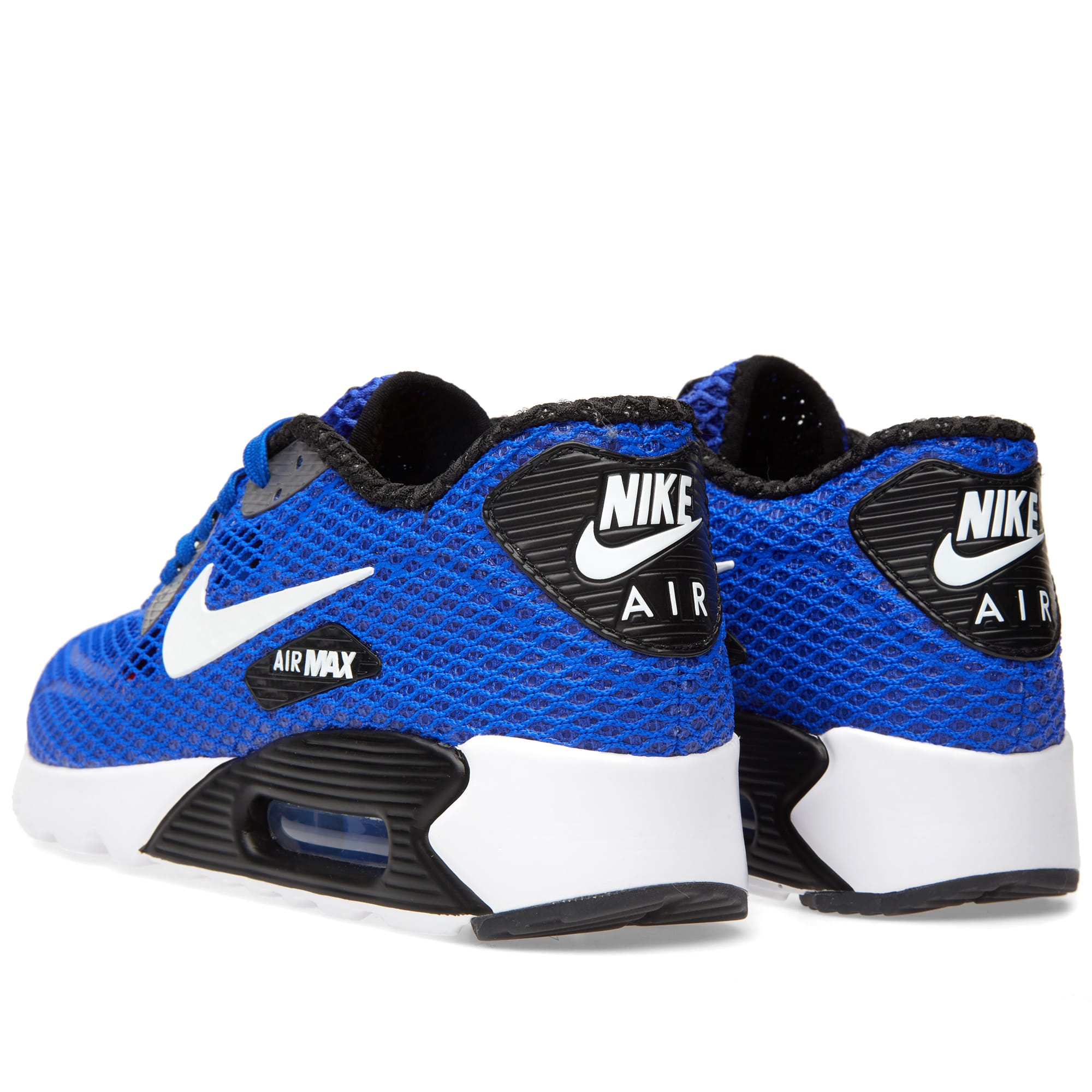 new product 5b159 2433d Nike Air Max 90 Ultra BR Plus QS Racer Blue. White   Dark Grey   END.