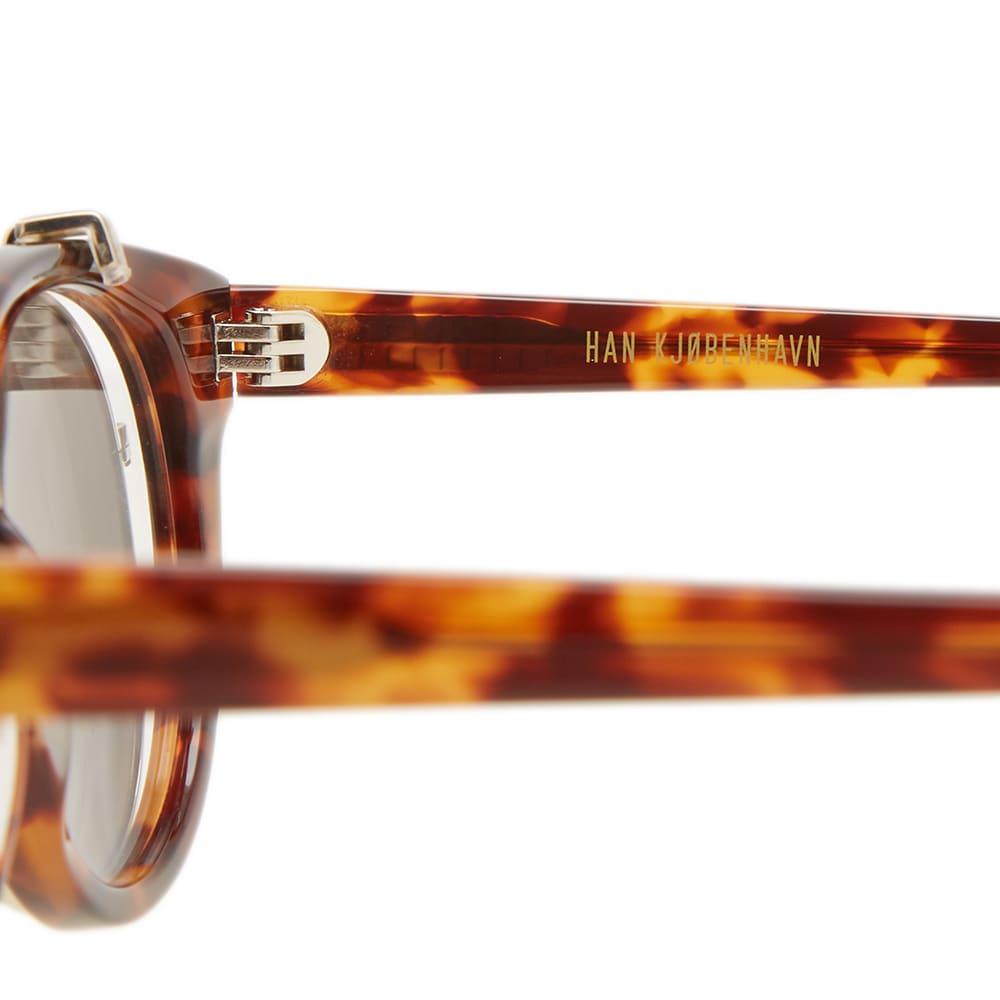 fe62ec546165 Han Timeless Clip-On Sunglasses Amber