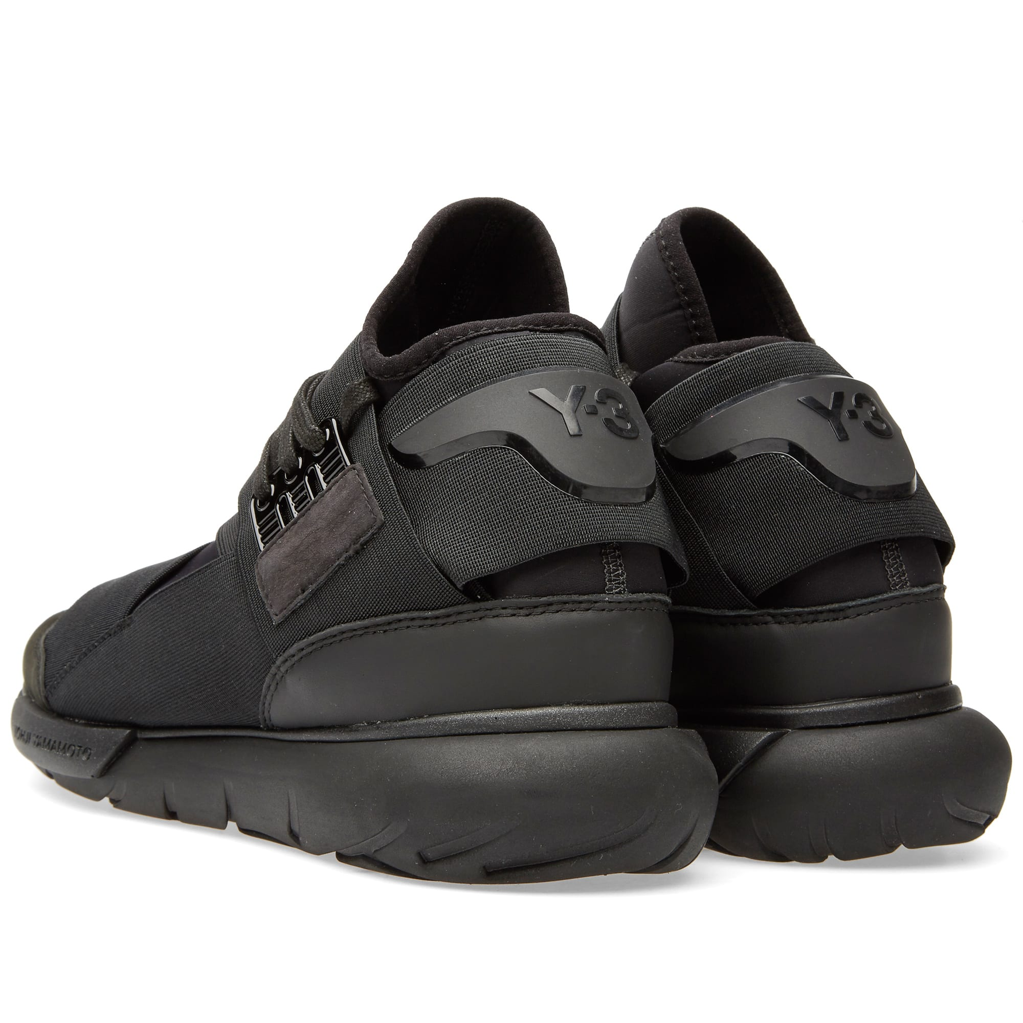c4634c9d81259 Y-3 Qasa High Black